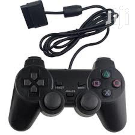 Official Original Sony Dual Shock 2 Wired Playstation PS2   Video Game Consoles for sale in Ilala, Dar es Salaam, Tanzania