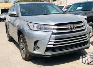 Toyota Kluger 2017 Silver | Cars for sale in Dar es Salaam, Kinondoni