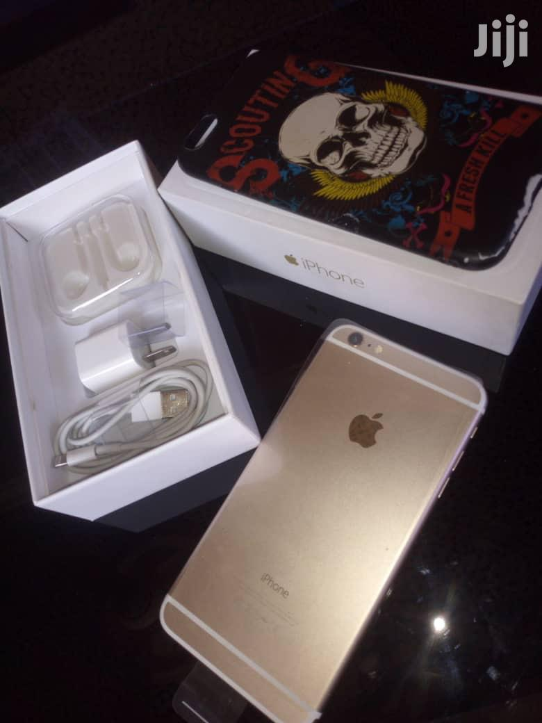 New Apple iPhone 6 Plus 64 GB Gold | Mobile Phones for sale in Temeke, Dar es Salaam, Tanzania