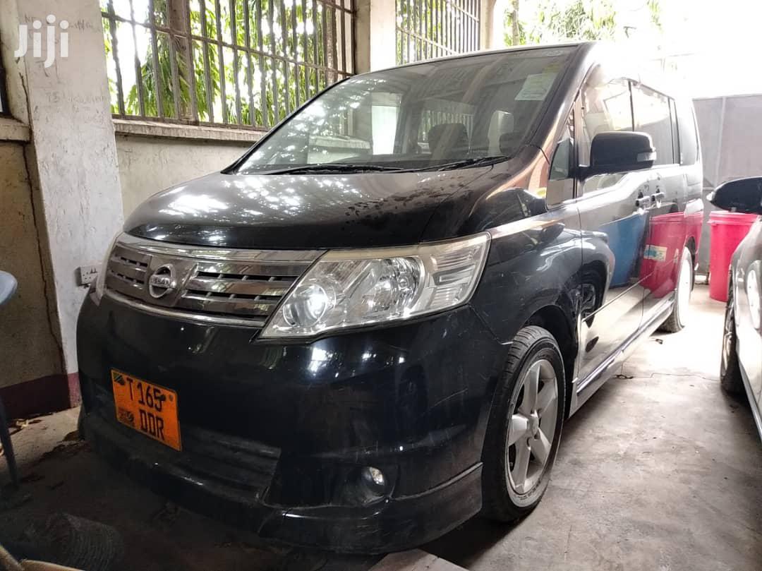 Toyota Sera 2015 Black