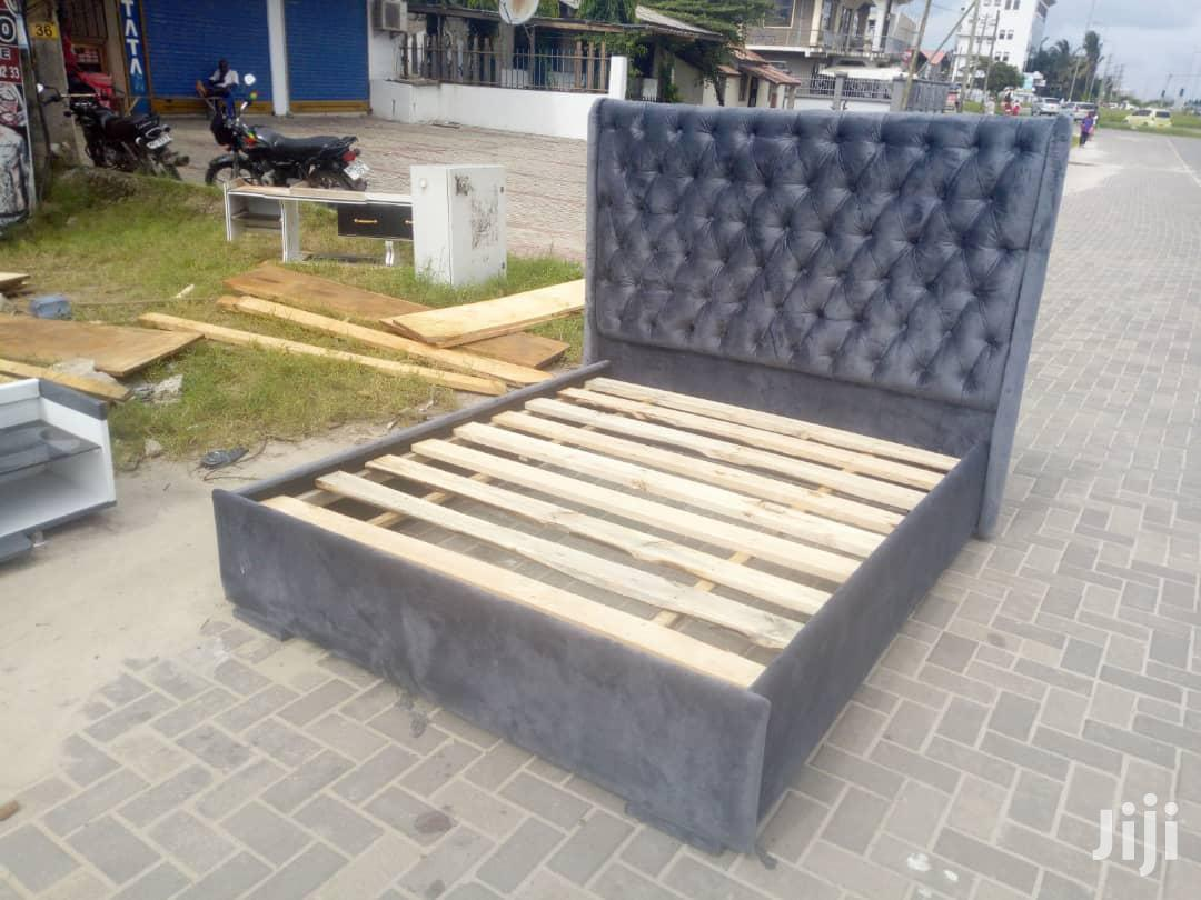 New Designed King Size Bed 6*6 Affordable Price