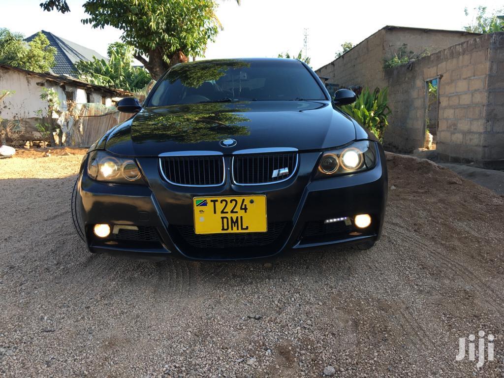 BMW 320i 2008 Black | Cars for sale in Ilemela, Mwanza Region, Tanzania