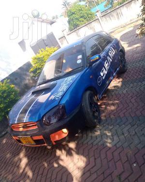 Subaru Impreza 2003 Blue | Cars for sale in Dar es Salaam, Kinondoni