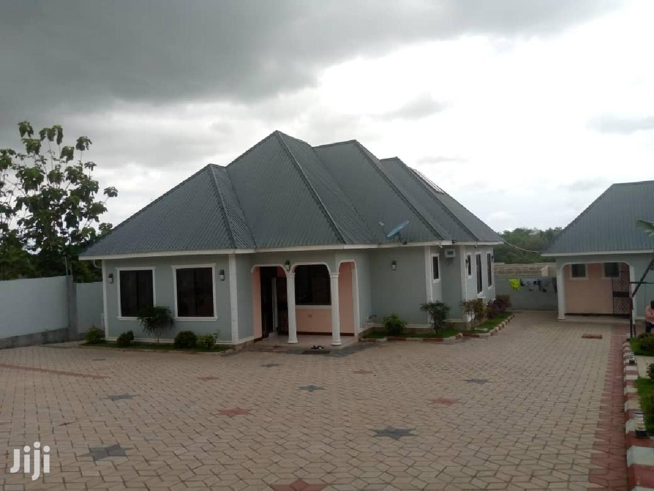 Three Bedroom House In Madale For Sale