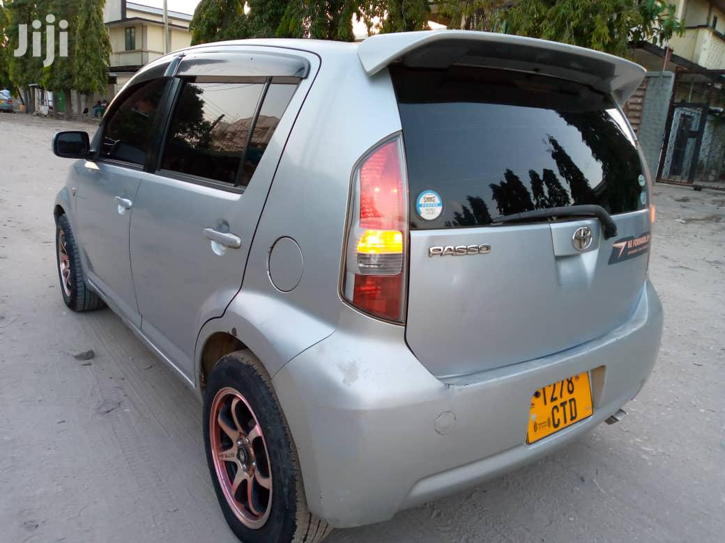 Toyota Passo 2003 Silver | Cars for sale in Kinondoni, Dar es Salaam, Tanzania