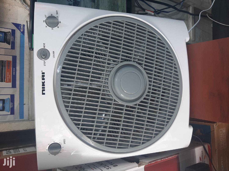 Super Best Nikai Fan | Home Appliances for sale in Ilala, Dar es Salaam, Tanzania