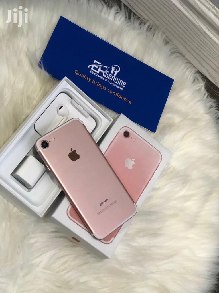 New Apple iPhone 7 32 GB Gold | Mobile Phones for sale in Kinondoni, Dar es Salaam, Tanzania
