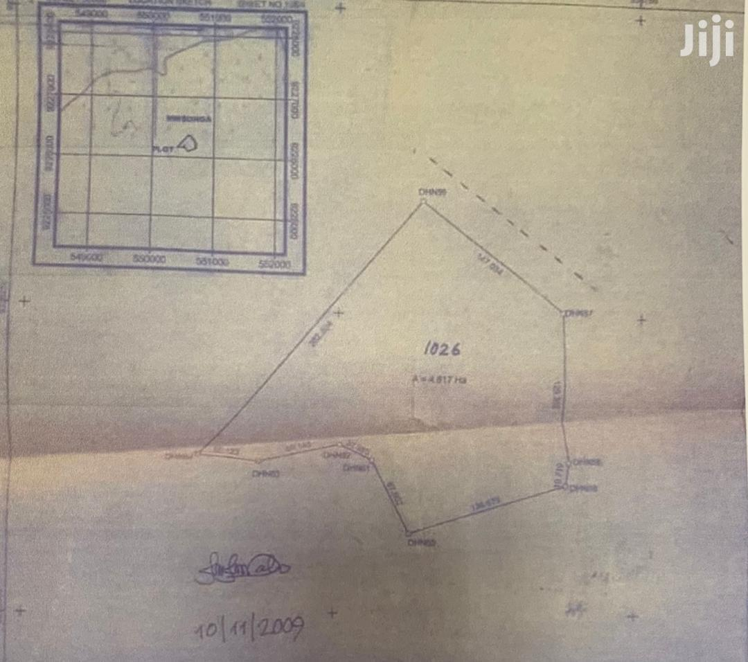 Archive: Land In Mwasonga For Sale