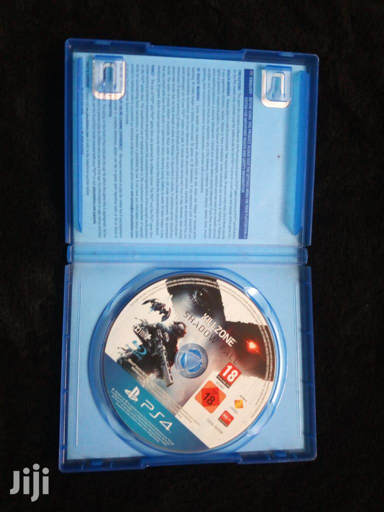 Archive: Killzone (Ps4 Cd)