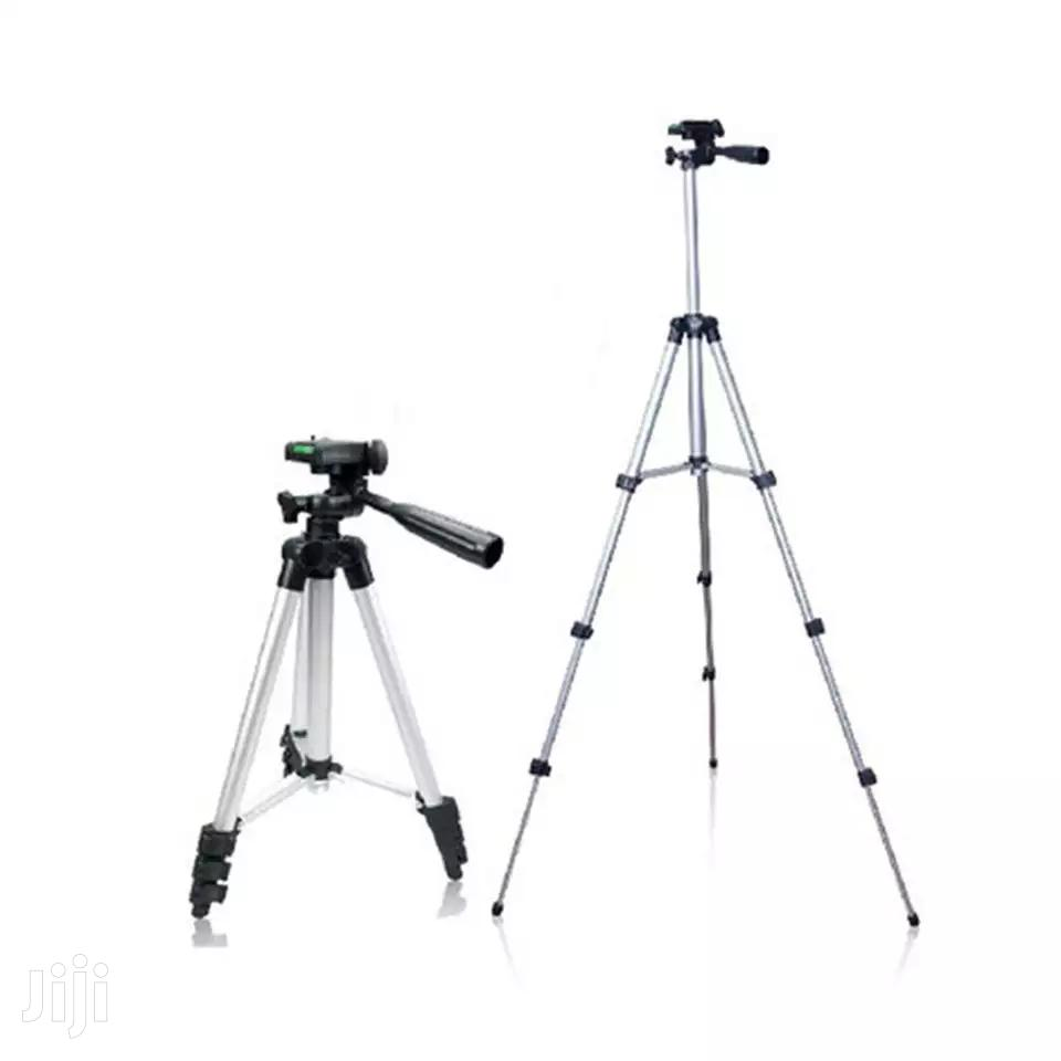 Tripod 3110 Mobile Phone Stand and Camera Stand | Accessories for Mobile Phones & Tablets for sale in Ilala, Dar es Salaam, Tanzania
