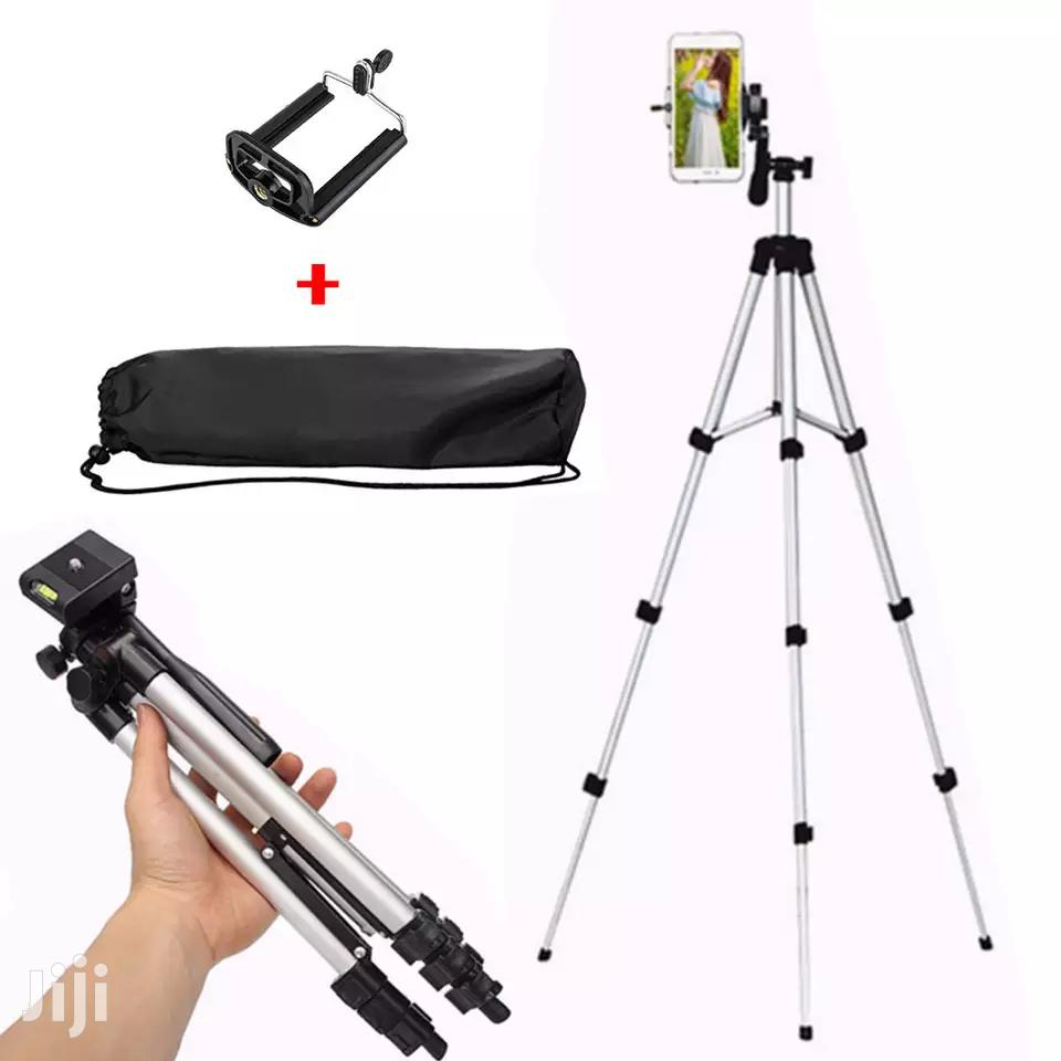 Tripod 3110 Mobile Phone Stand and Camera Stand