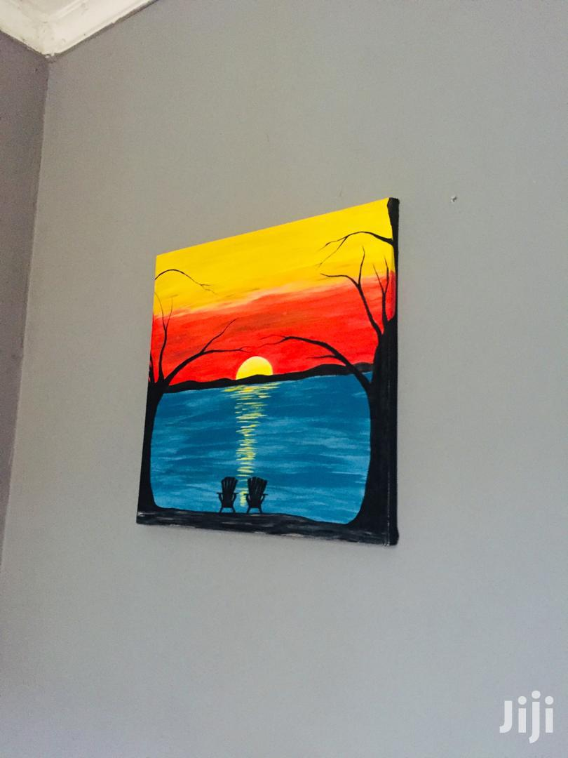 Canvas Painted Wall Pictures