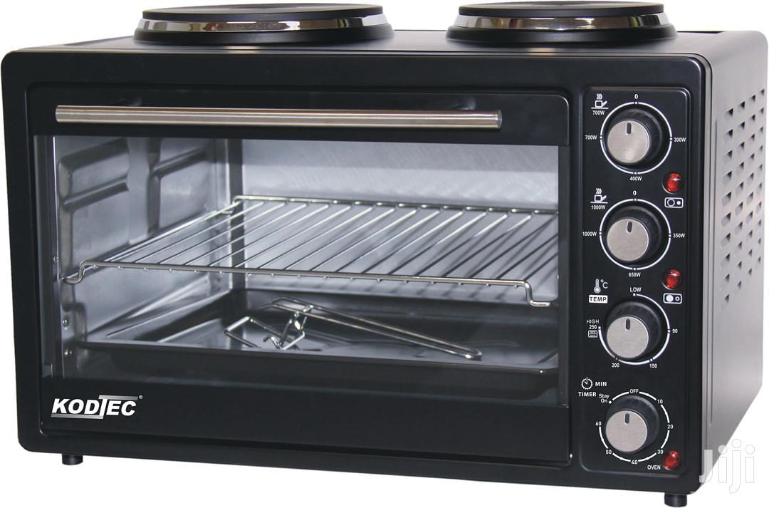 Kodteck Two Plate With Oven