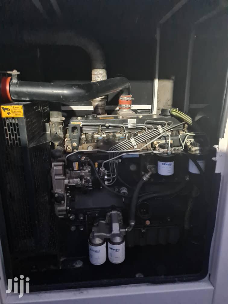 Archive: Generator Perkins 140kva