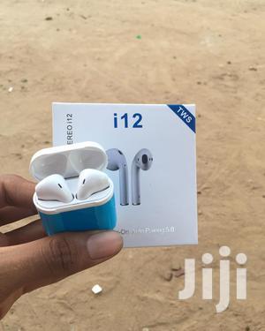 I12 Wireless Earphones (Bluetooth)   Headphones for sale in Dar es Salaam, Ilala