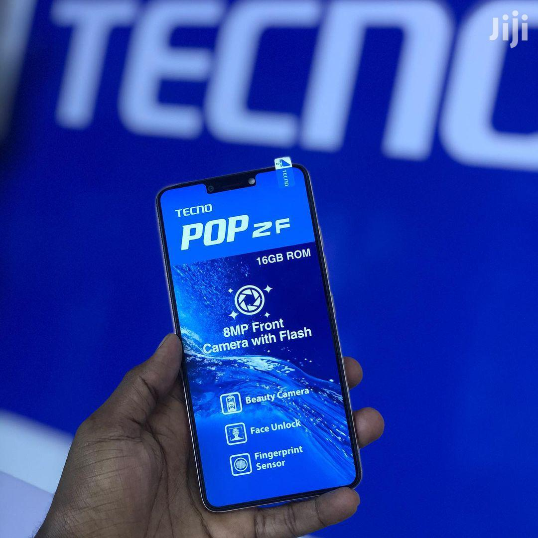 New Tecno Pop 2F 16 GB Black | Mobile Phones for sale in Ilala, Dar es Salaam, Tanzania