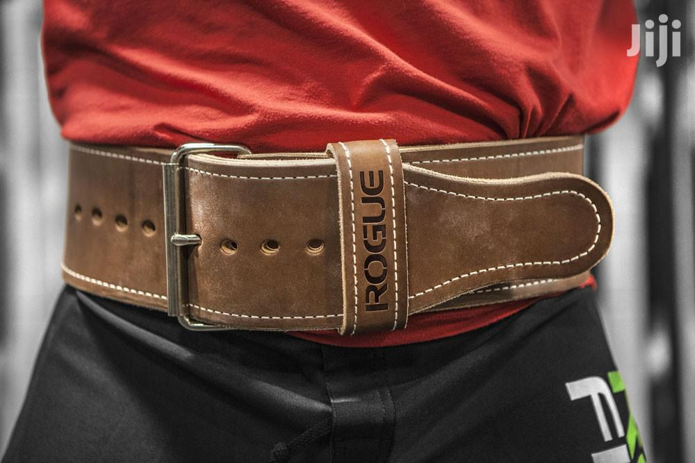 Squats Belt and Lifting Belt | Sports Equipment for sale in Ilala, Dar es Salaam, Tanzania