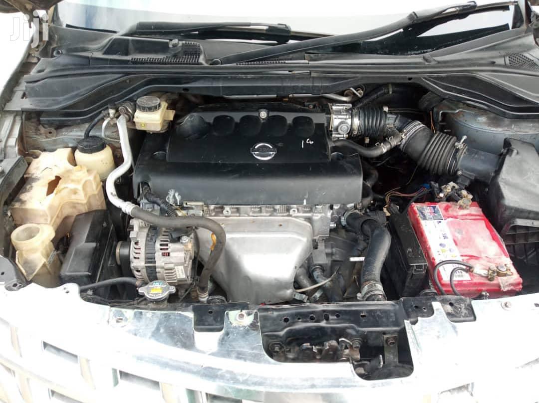 Archive: Nissan Murano 2006 Silver