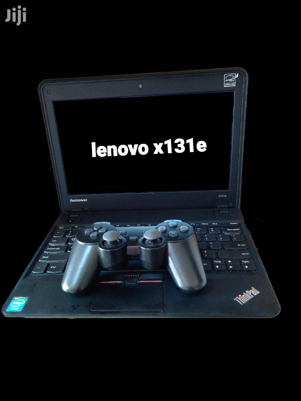 Archive: Laptop Lenovo ThinkPad X131e 6GB Intel Celeron HDD 160GB