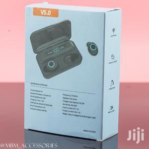F9 TWS Bluetooth 5.0 Wireless Earphones Touch Control   Headphones for sale in Dar es Salaam, Kinondoni