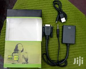 VGA To HDMI Cable   Computer Accessories  for sale in Dar es Salaam, Kinondoni