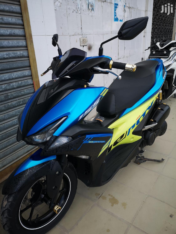 Archive: Yamaha 2018 Blue