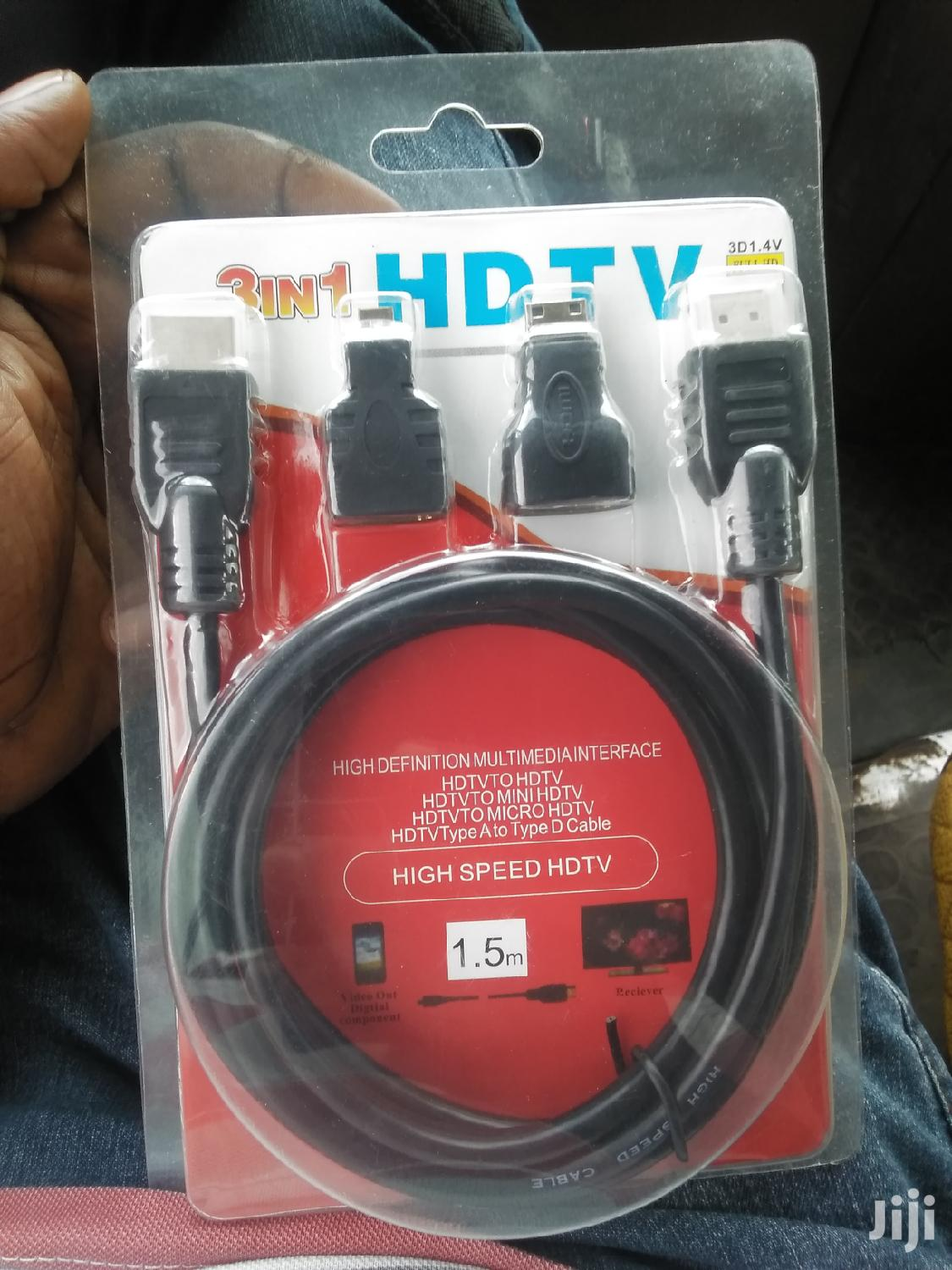 HDMI Connection Changer Adapter
