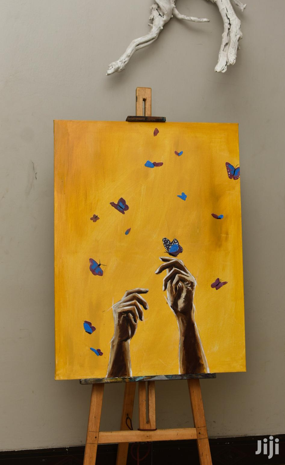 Archive: Hands And Butterflies