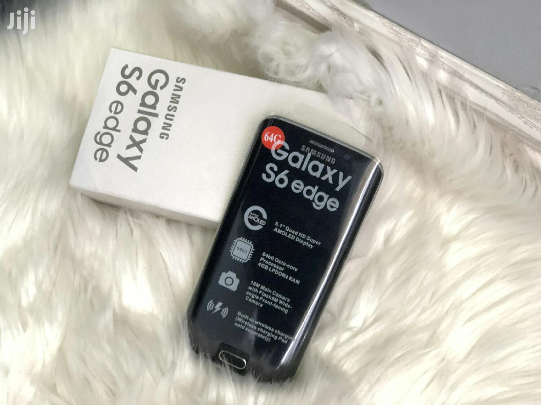 New Samsung Galaxy S6 edge 32 GB Blue | Mobile Phones for sale in Kinondoni, Dar es Salaam, Tanzania