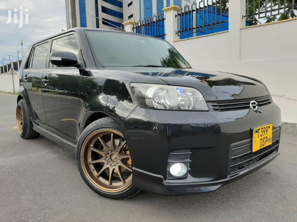 Archive: Toyota Corolla Rumion 2008 Black
