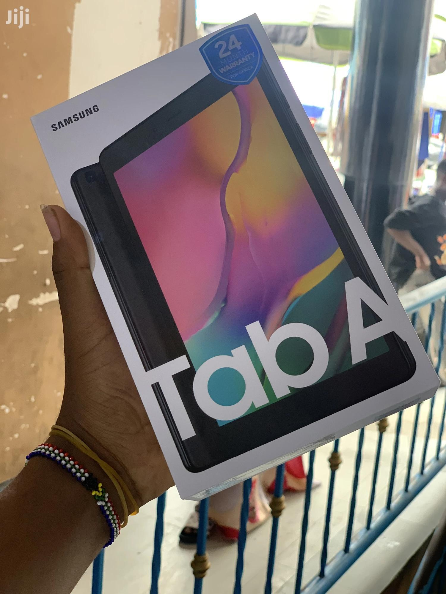 New Samsung Galaxy Tab A 8.0 (2019) 32 GB Black