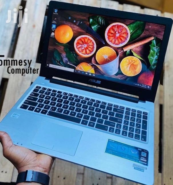 Archive: Laptop Asus VivoBook S550CA 4GB Intel Core I3 HDD 500GB