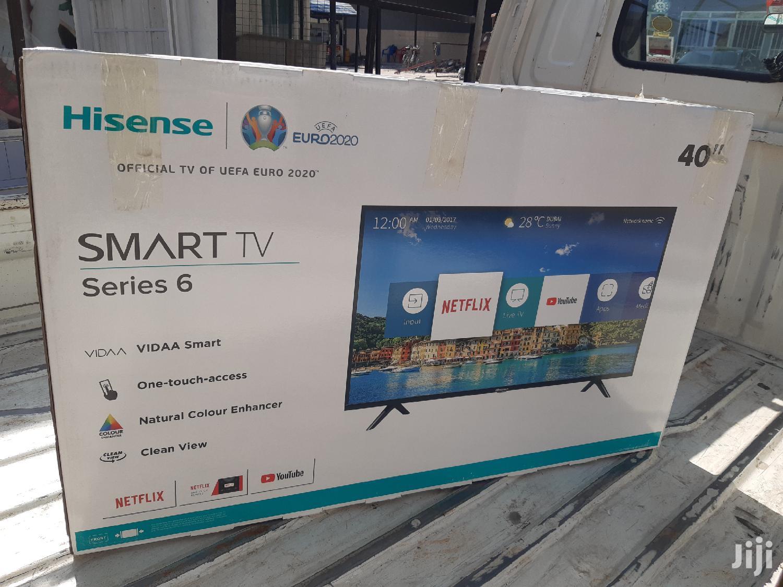 """Hisense 40"""" Smart LED TV"""
