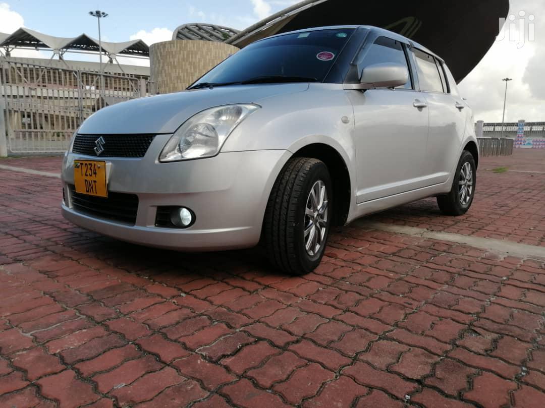 Archive: Suzuki Swift 2006 1.3 Silver