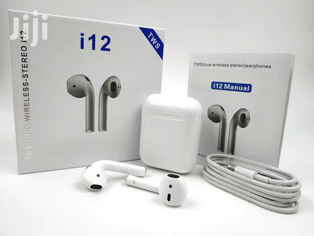 Tws I12 Airpods. Free Delivery