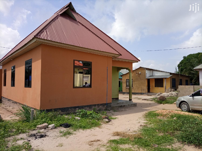 Nyumba Ya Vyumba Vitatu Inauzwa Ipo Mbagala Chamazi Saku   Houses & Apartments For Sale for sale in Temeke, Dar es Salaam, Tanzania