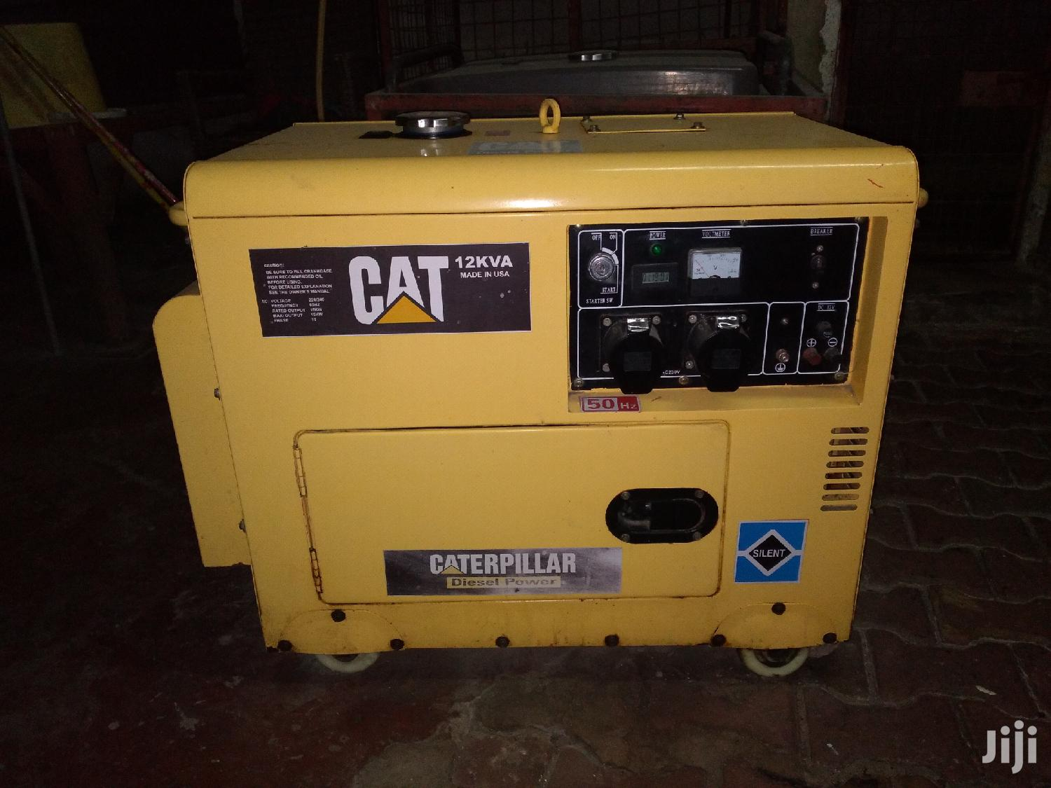 CAT Mobile Generator | Electrical Equipment for sale in Kinondoni, Dar es Salaam, Tanzania