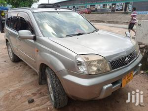 Nissan X-Trail 2002 Gray | Cars for sale in Dar es Salaam, Kinondoni
