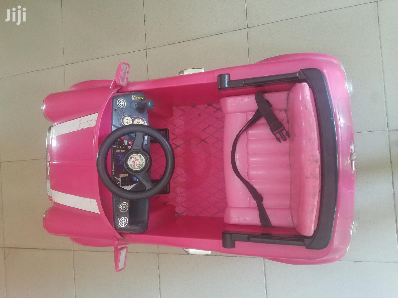 An Electric Baby Car   Toys for sale in Kinondoni, Dar es Salaam, Tanzania