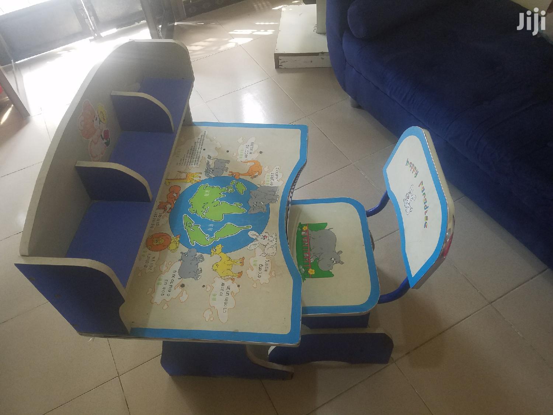 Archive: Baby Study Desk