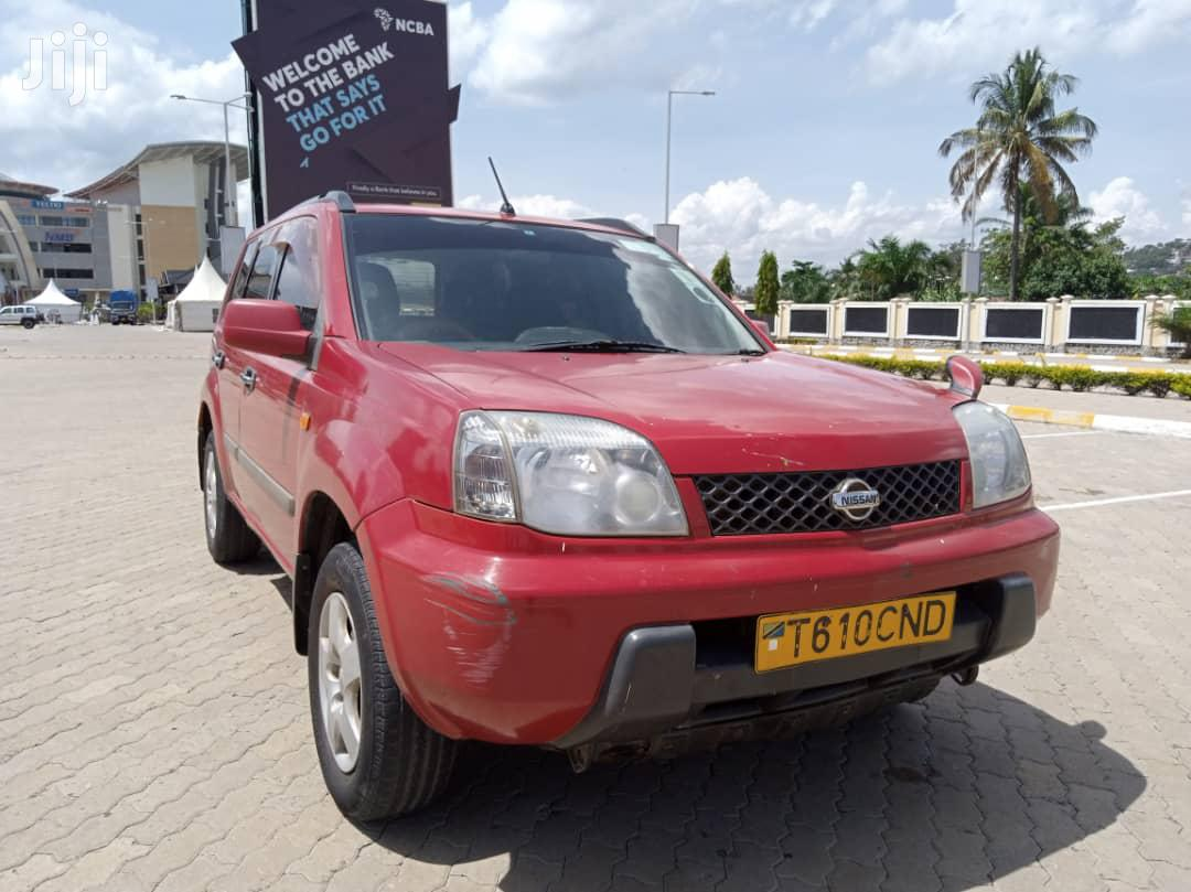 Nissan X-Trail 2002 Automatic Red
