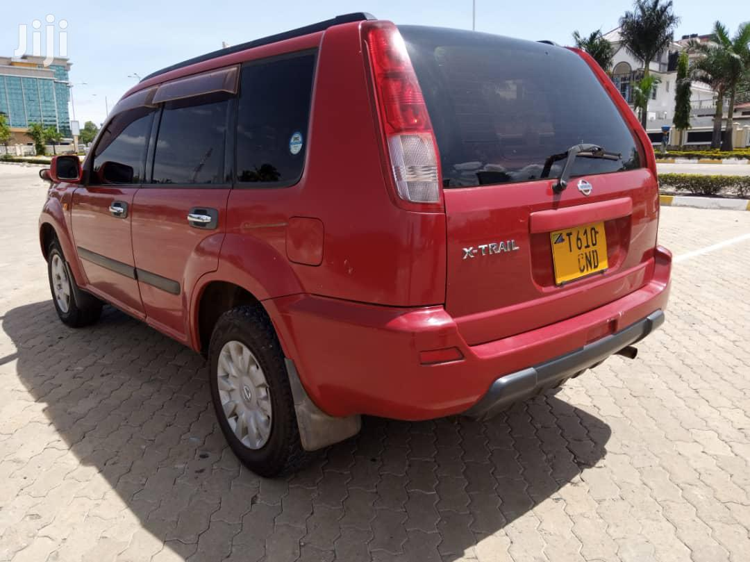 Nissan X-Trail 2002 Automatic Red | Cars for sale in Mwanza Region, Tanzania