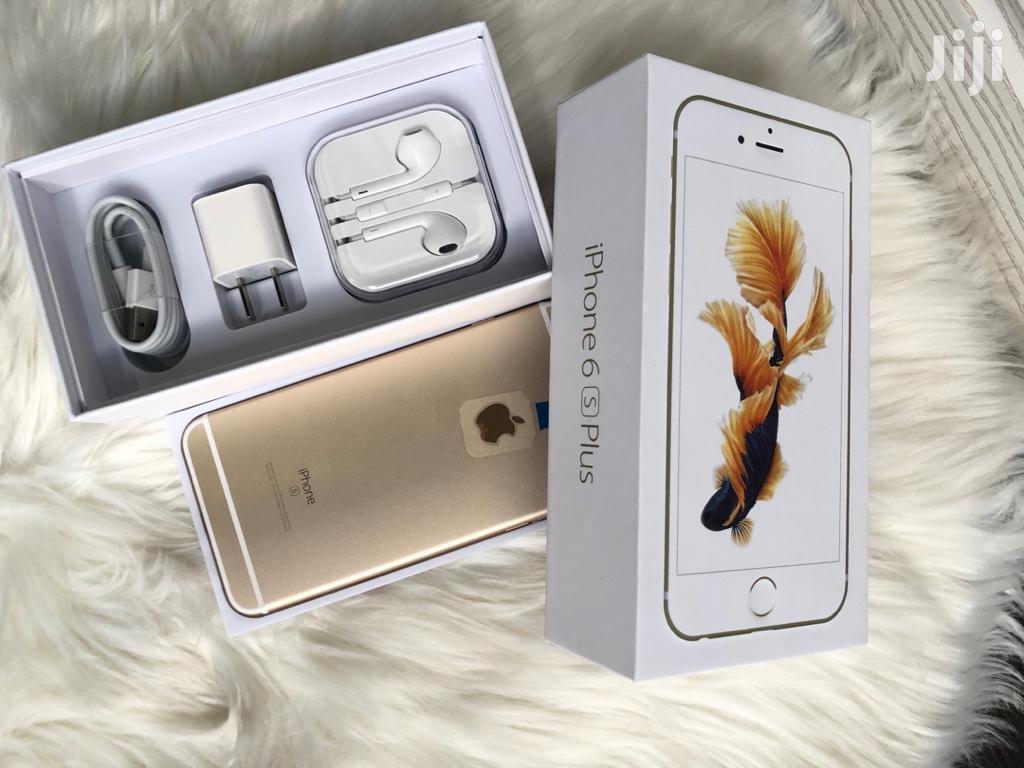 New Apple iPhone 6s Plus 32 GB Gold