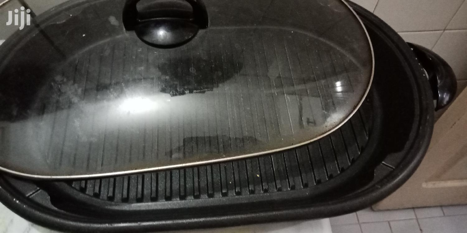 Archive: Electric Grill