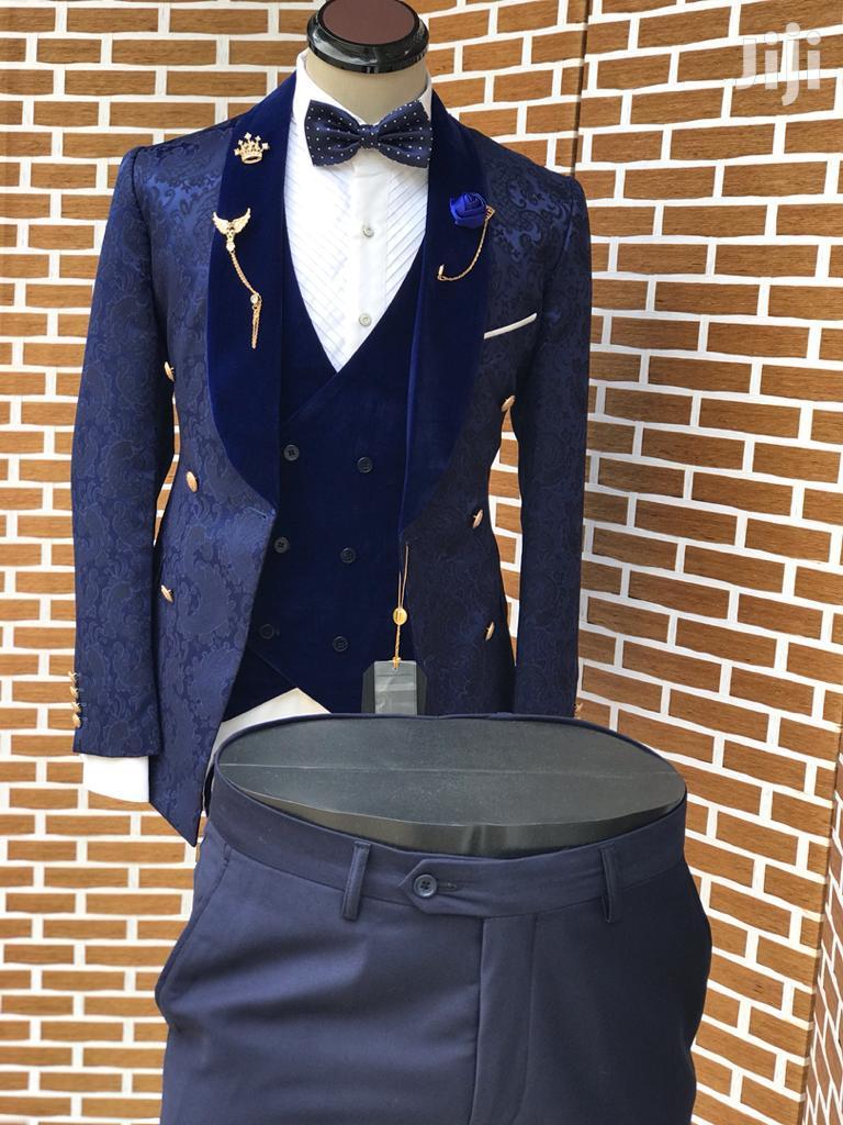 Three Piece Suits | Clothing for sale in Kinondoni, Dar es Salaam, Tanzania