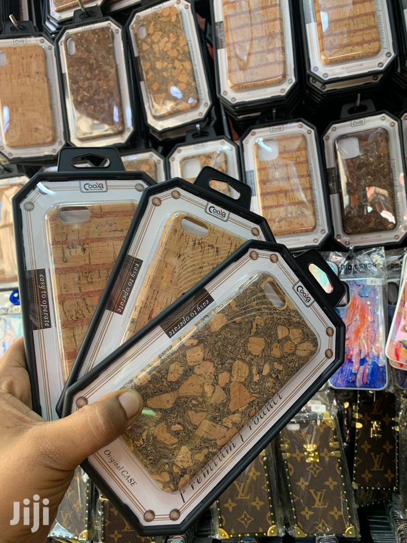 Wood Material Cover Case   Accessories for Mobile Phones & Tablets for sale in Ilala, Dar es Salaam, Tanzania