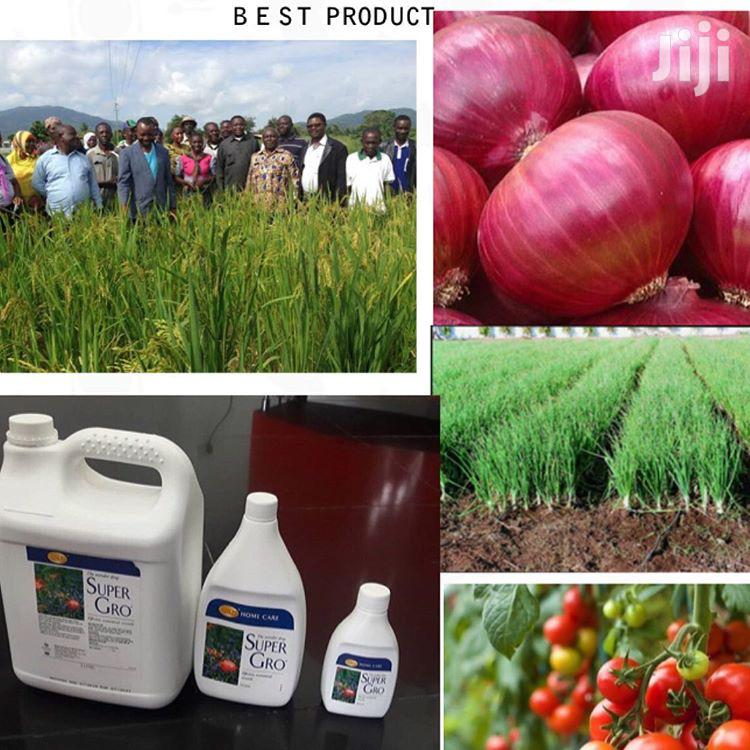 Kirutubisho Cha Mazao Na Ardhi | Feeds, Supplements & Seeds for sale in Kinondoni, Dar es Salaam, Tanzania