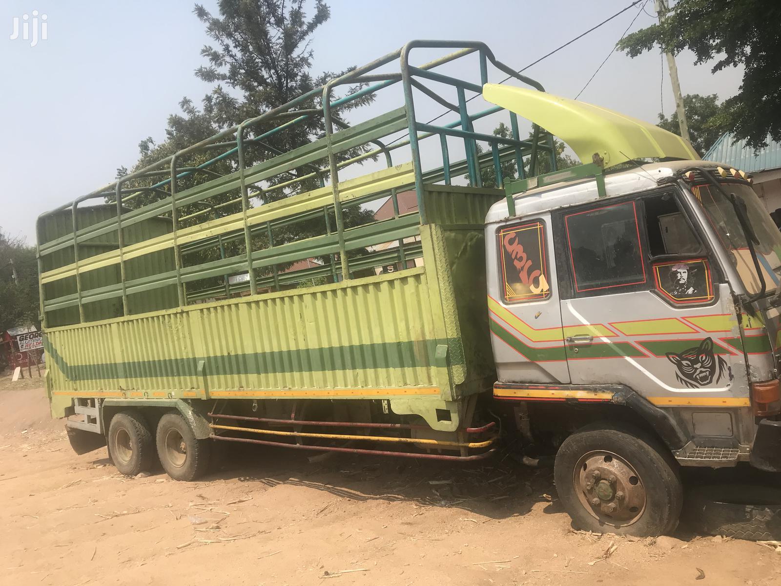 Archive: Fuso Truck