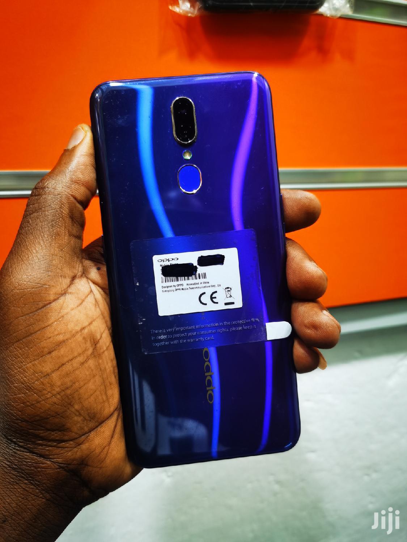 Oppo F11 64 GB Blue | Mobile Phones for sale in Mwanza Region, Tanzania