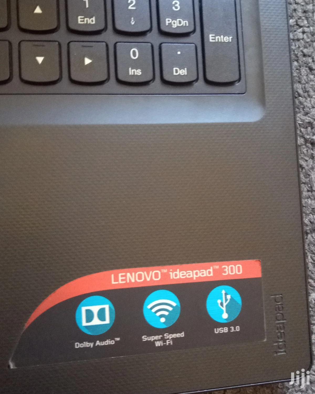 Laptop Lenovo IdeaPad 300 4GB Intel HDD 500GB | Laptops & Computers for sale in Ilala, Dar es Salaam, Tanzania
